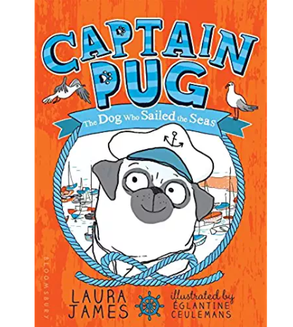 Captain Pug Book