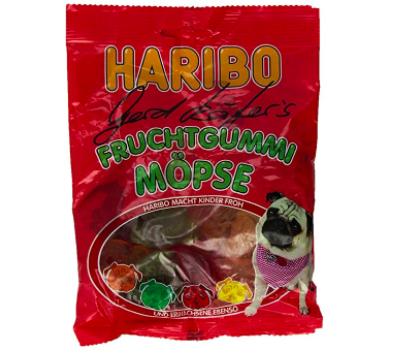 Pug Gummy Bears!