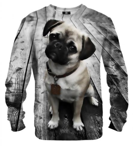 Funny Pug Sweater