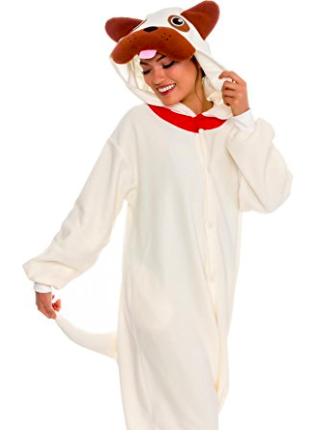Pug Onesie Kids Costume Idea