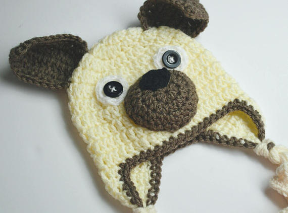 Knit Your Own Pug Hat?