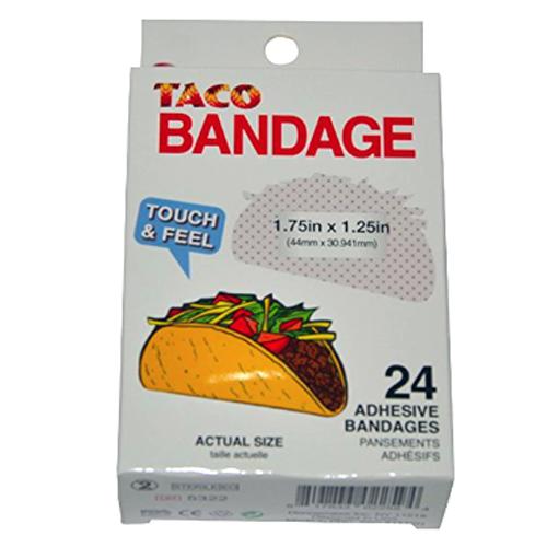 Taco Band Aids