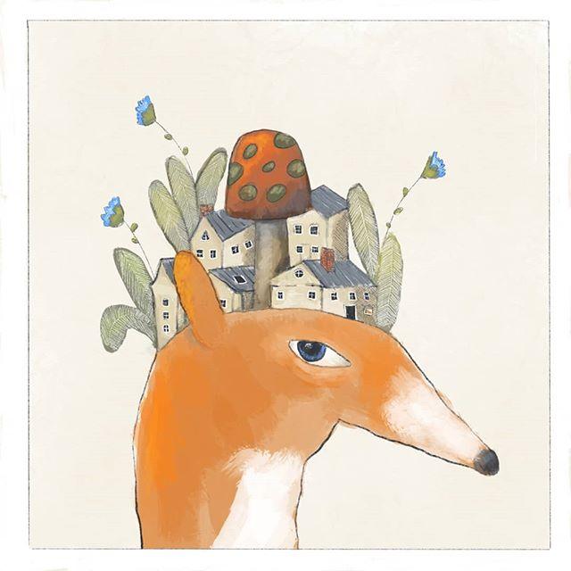 What happens if you don't wash yer hair! . 🦊🍄🦊 . #comic #illustrationartists #childrensillustrator #childrensbook #jokes #cartoonjokes  #funnycartoon #cartoonjoke  @comics @igcomicstore #comicmeme #meme #procreate #comicstrip #illustration #illustrationdaily #cartoon #comicart  #instacomics #digitalart #kidlit #kidlitart #fox #foxes #foxtattoo #fairy #fairyvillage #mushroom #foxybrown  @weloveillustration @children_illustrations @magical.illustrations @illustration_best @characters.design