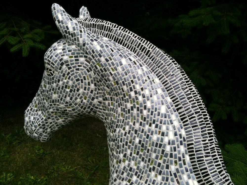 Lumen, mosaic colt