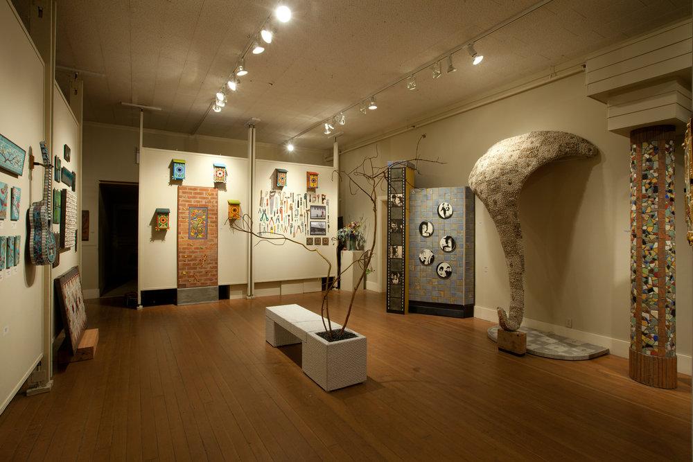 Vashon Tile Guild Gallery Show