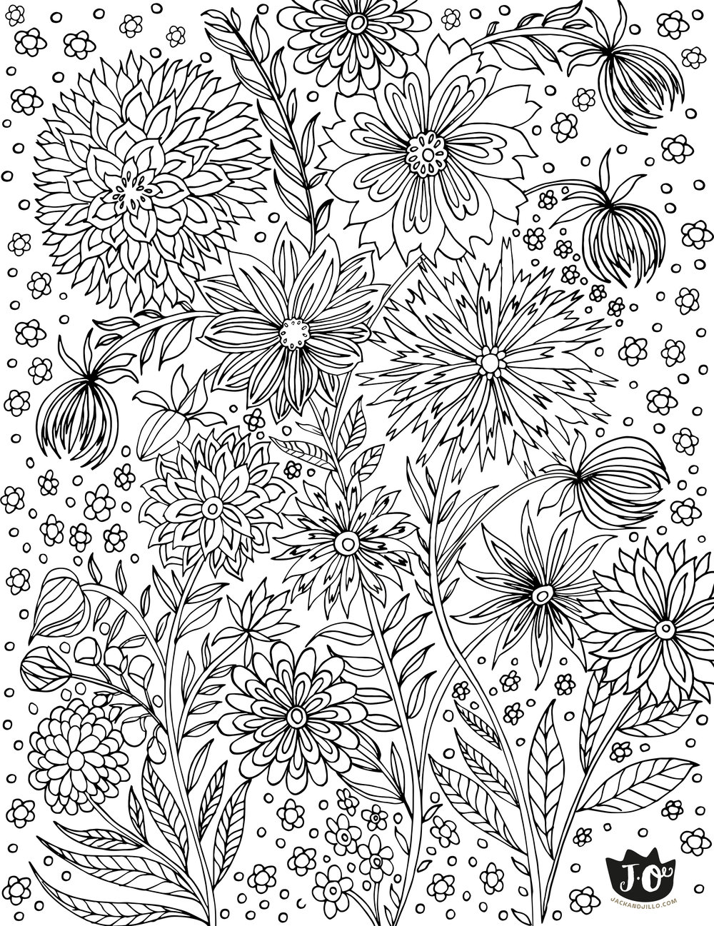Click to print your free coloring page!