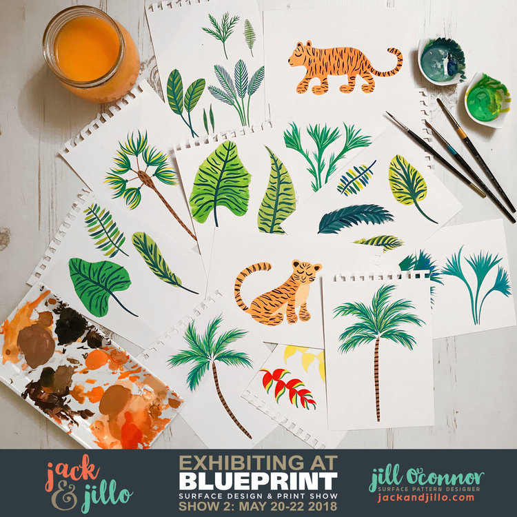 Destination blueprint nyc jack jillo a glance at jills jungle in progress malvernweather Gallery