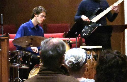Addison DeSantis Piano Lessons Percussion Lessons