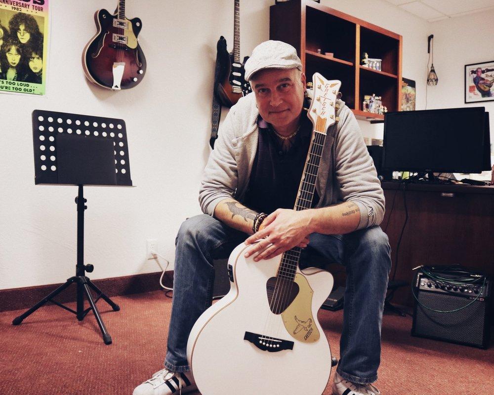 Eric Pytryga Music Teacher in Chico at Apollo Academy