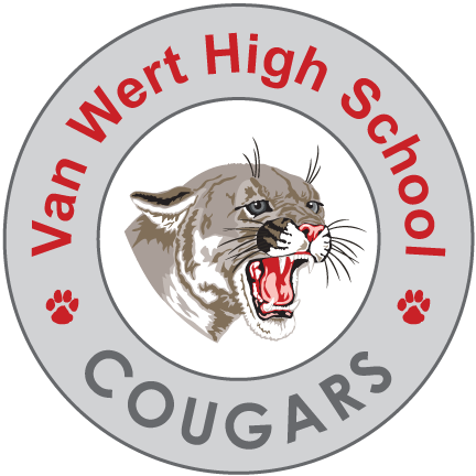 Van Wert High School Cougars logo