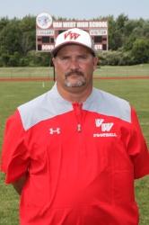 Coach Charlie Witten