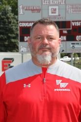 Coach Adam Tussing