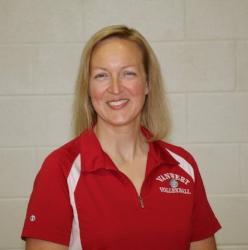 Coach Judy Krites