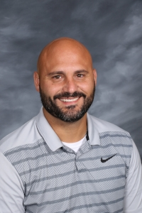 Ben Collins - Middle School Athletic Director
