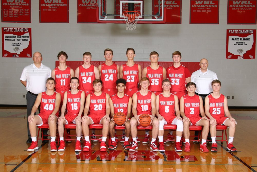Left to Right: Row 1: Spencer Adams, Keaton Brown, Parker Conrad, LeTrey Williams, Nate Place, Owen Treece, Clayton Proffitt, Kolby Barnhart Row 2: Coach Bagley, Tanner Barnhart, Jake Hilleary, Lawson Blackmore, Blake Henry, Drew Bagley, Colin Place, Coach Covey