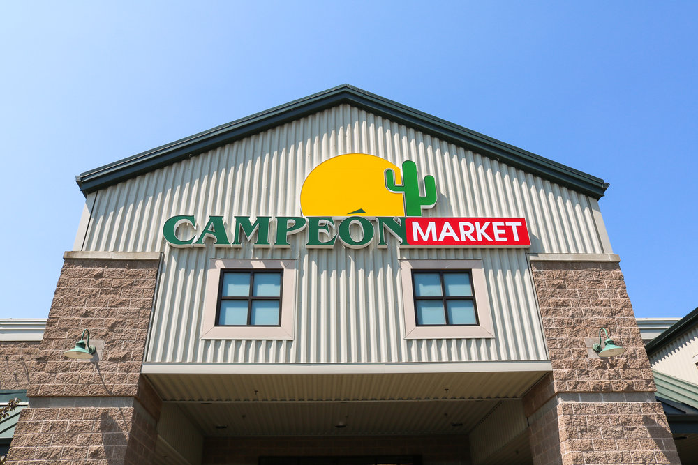 coming soon... - Campéon Market, Federal WAy