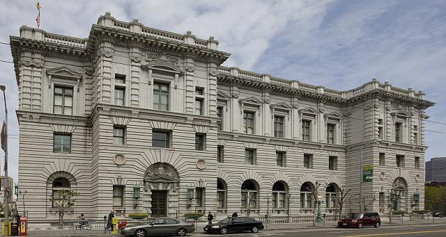James R. Browning U.S. Court of Appeals Building, San Francisco, California ( Carol M. Highsmith Archive, Library of Congress )