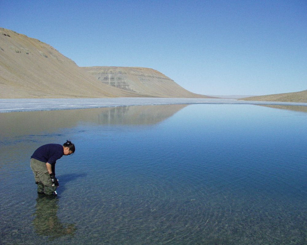 Devon Island, Nunavut, Canada