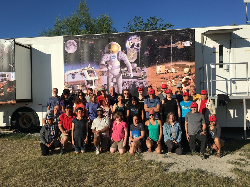 BASALT Idaho Mission Crew 2016