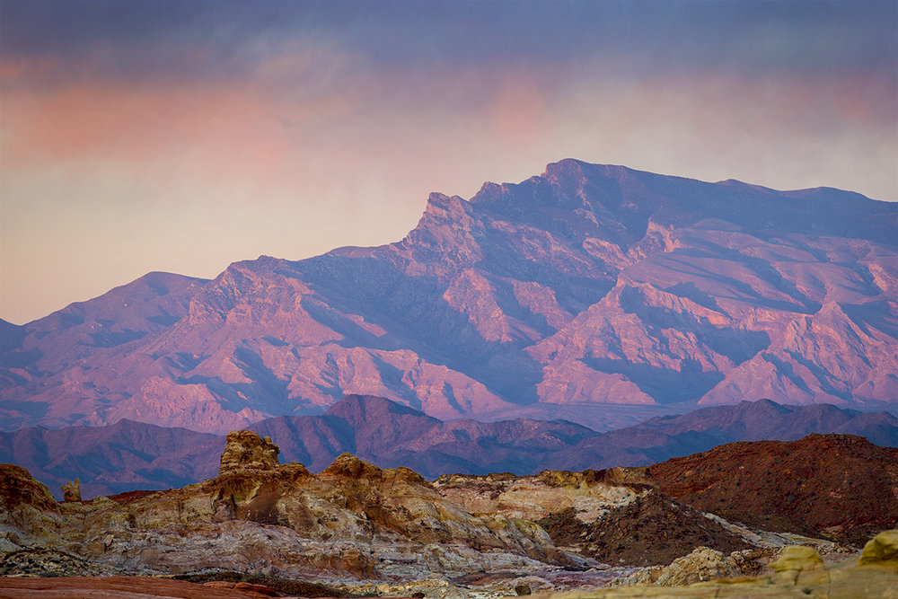 """""""The sun arrives after rosy fingered dawn to illuminate the world"""" - Homer. Sunrise and sunset are the most magical times of day in the Valley Of Fire, and that is when we will be doing the majority of our photography."""
