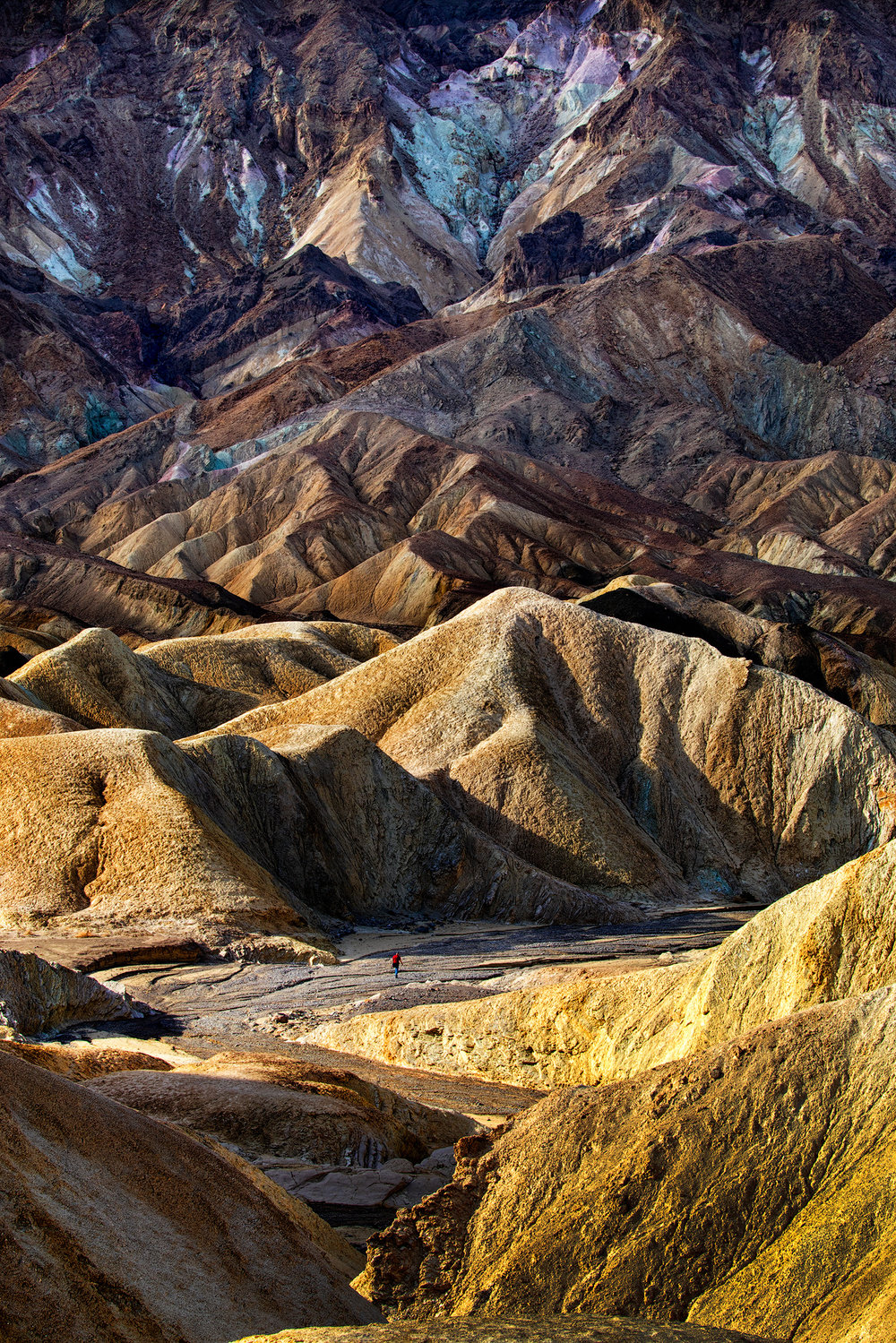 Badlands-Death-Valley