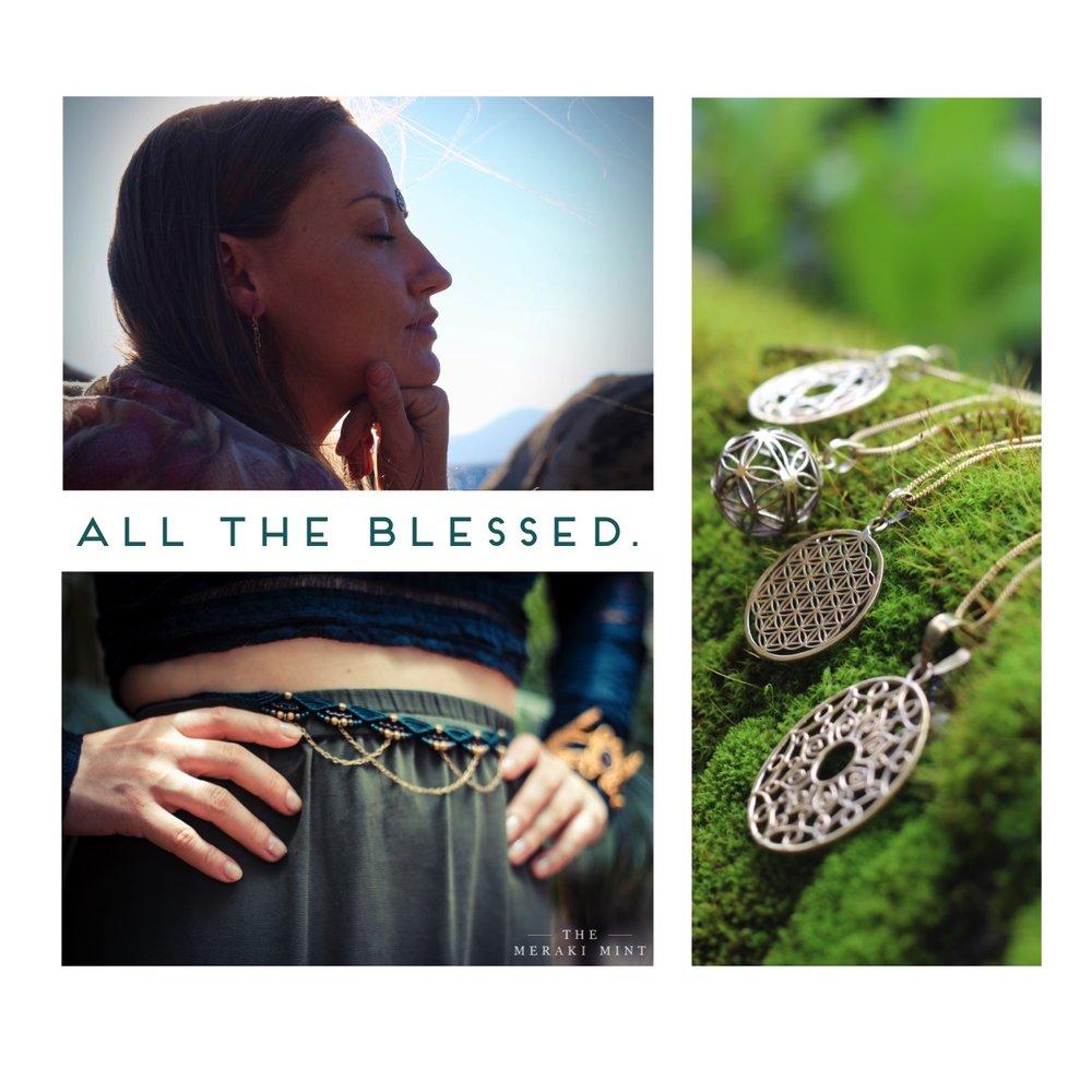 The Meraki Mint Clothing, Jewelry, Soulmetry, Accessories, Ohm Goods