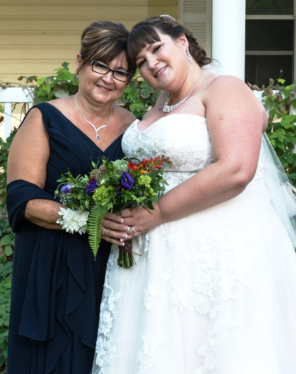 995802fcafc The Perfect Gown owner Joanne Roth  amp  her daughter Pam