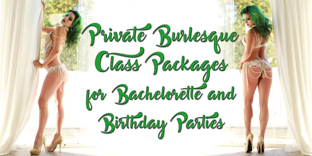 REQUEST YOUR PRIVATE PARTY TODAY!