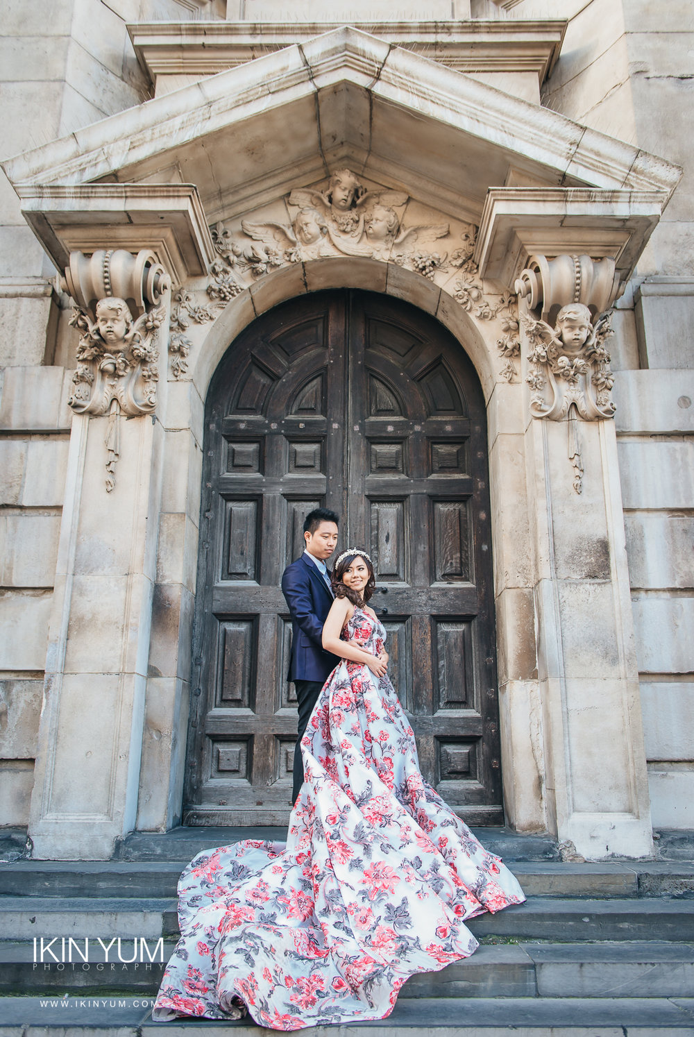 Pre-Wedding Shoot London Susan + Alvin - Ikin Yum Photography-004.jpg
