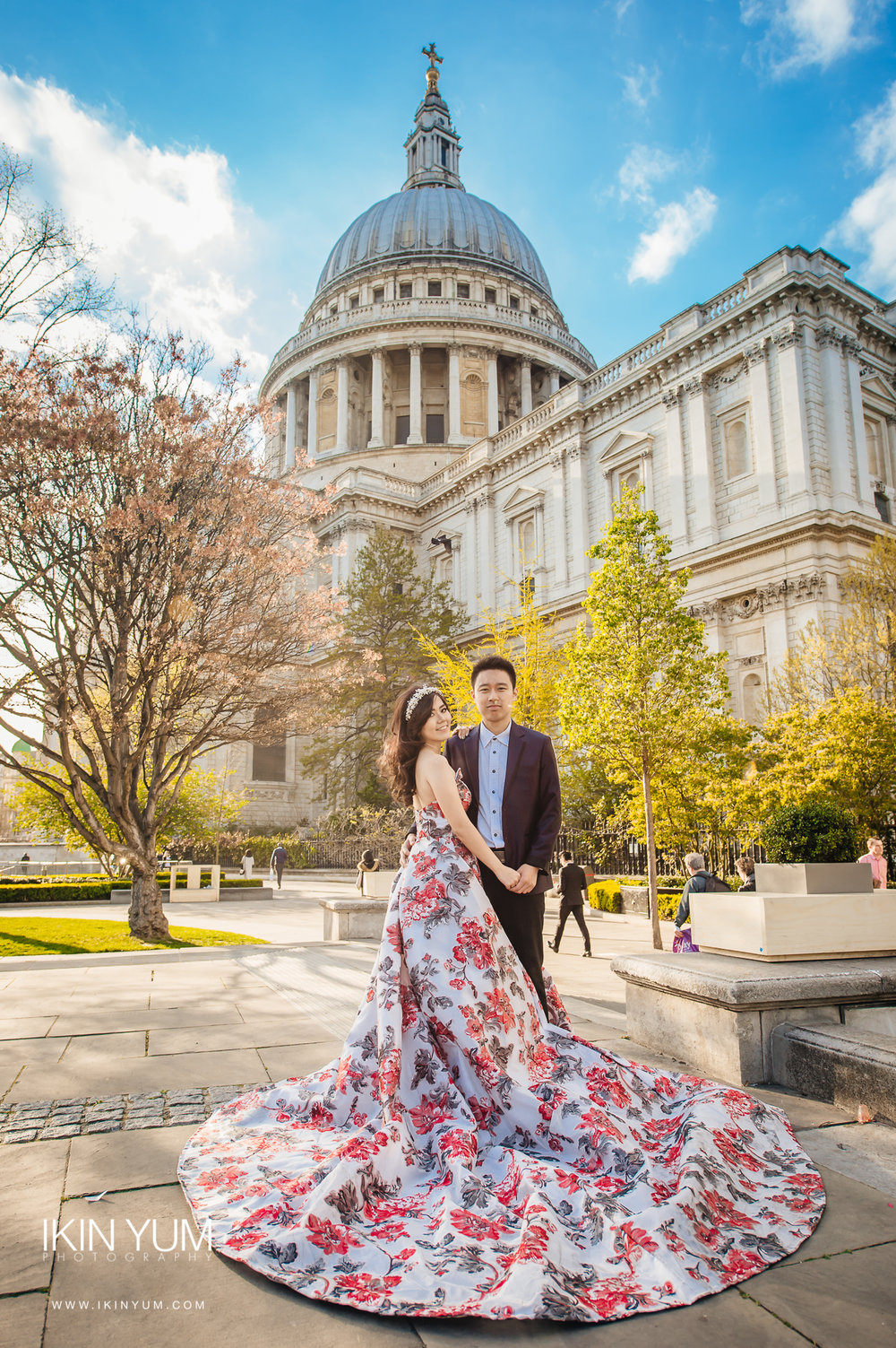 Pre-Wedding Shoot London Susan + Alvin - Ikin Yum Photography-011.jpg