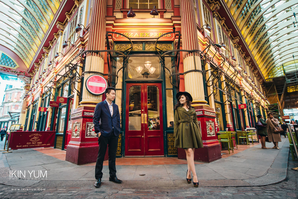 Pre-Wedding Shoot London Susan + Alvin - Ikin Yum Photography-014.jpg