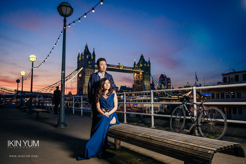 Pre-Wedding Shoot London Susan + Alvin - Ikin Yum Photography-017.jpg