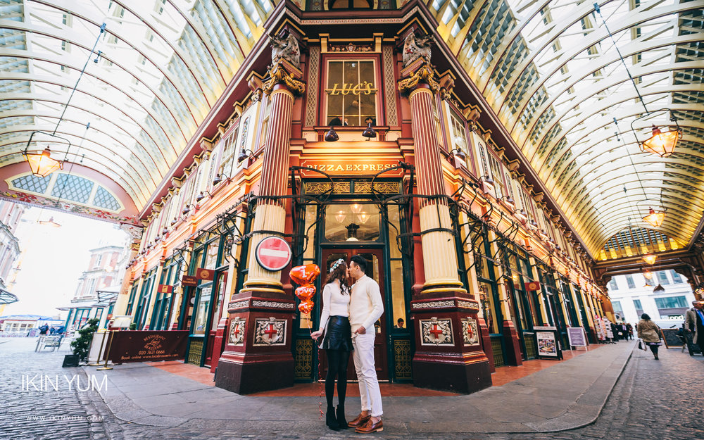Pre-Wedding Shoot London Zann + Danny - Ikin Yum Photography-007.jpg