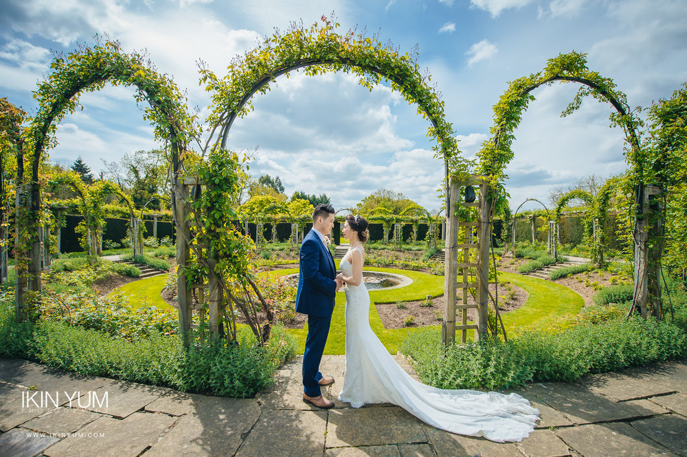 London wedding photographer - Great foster ChineseWedding