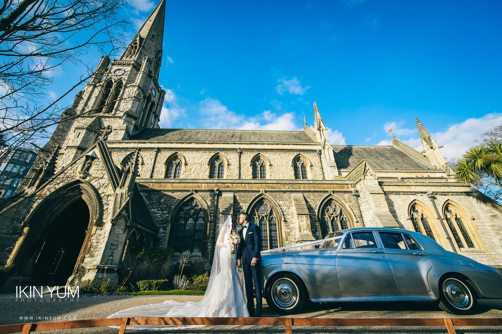 London Wedding Photographer - Eailing - London