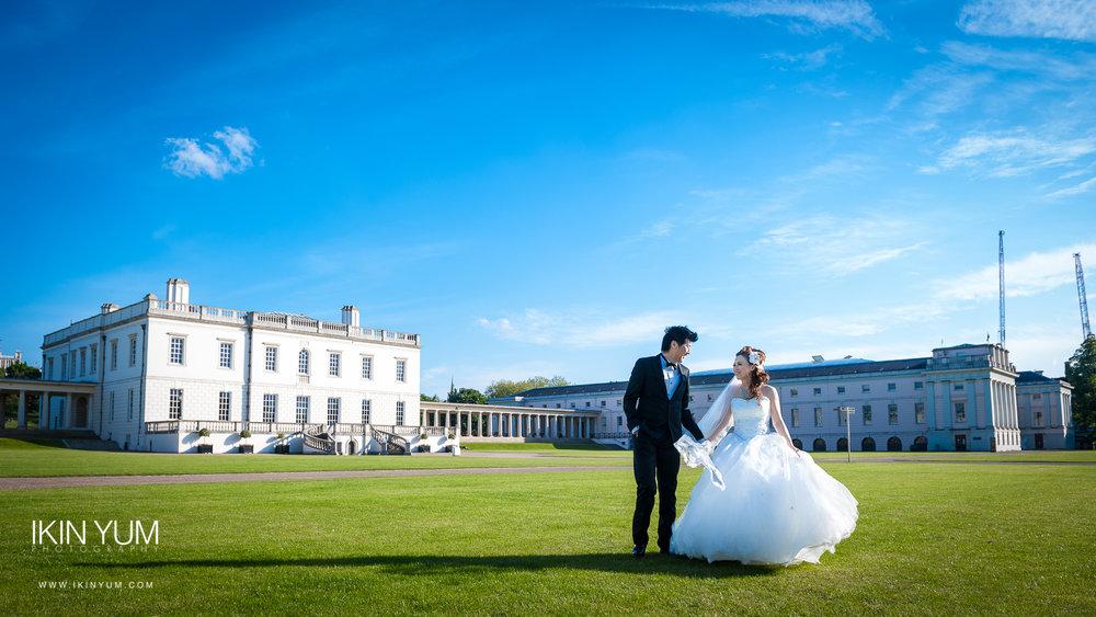 London Pre-Wedding Shoot -  英国伦敦婚纱摄影  - Chinese Wedding Photographer