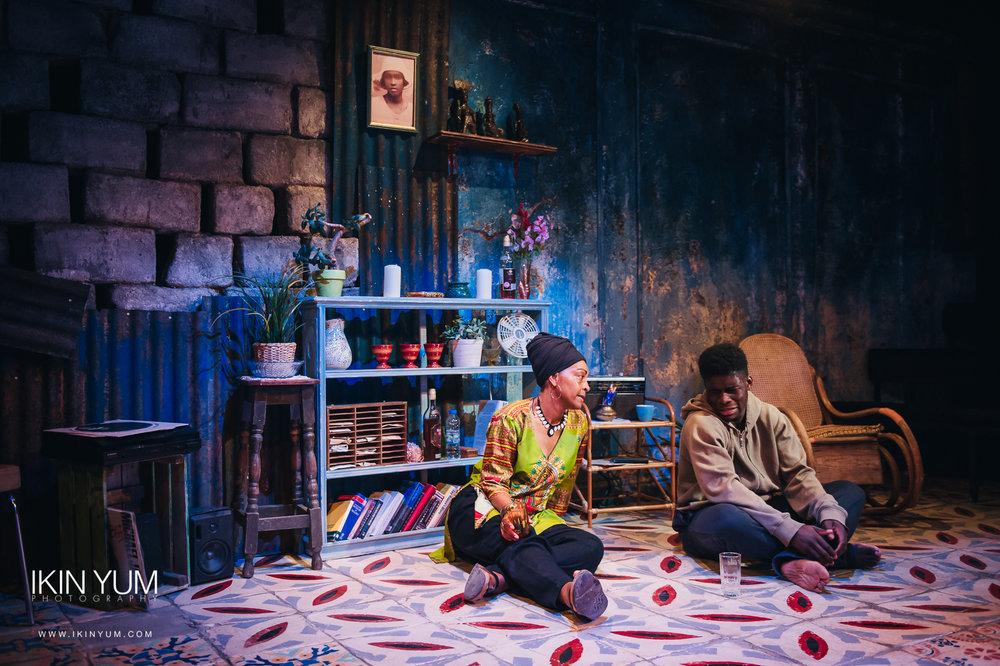 Assata Taught Me - Gate Theatre