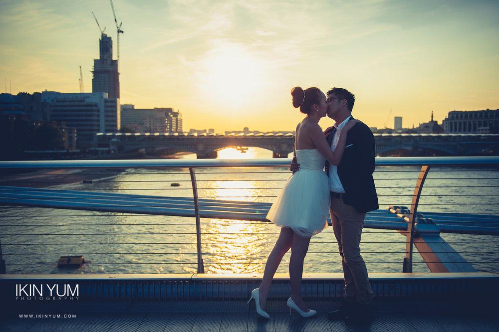 London Pre-Wedding Shoot -  英国伦敦婚纱摄影