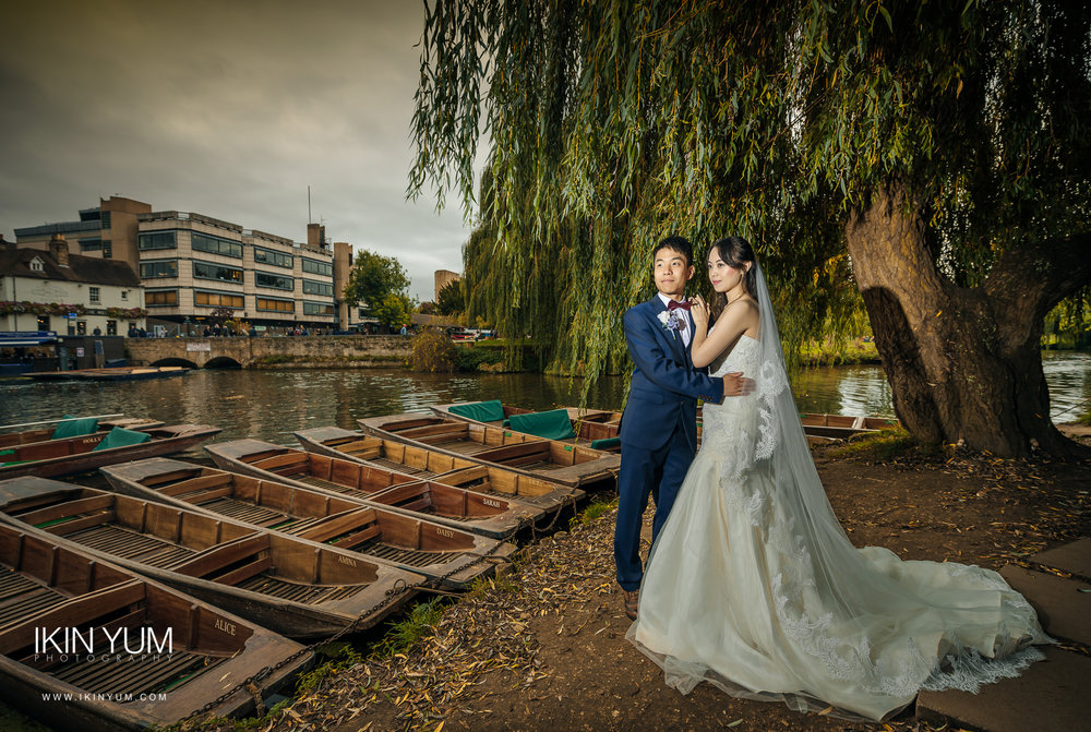 Cambridge Pre-Wedding Shoot UK - London Wedding Photographer -  英国伦敦婚纱摄影