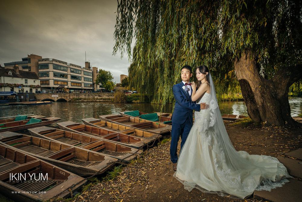 Cambridge Pre-Wedding Shoot - London Wedding Photographer