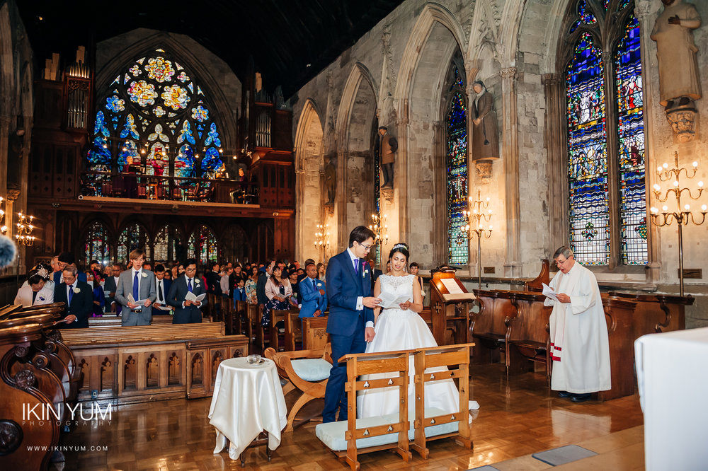 St etheldreda's church Wedding- Ikin Yum Photography-0033.jpg