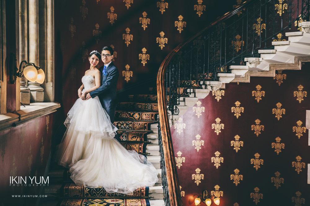 St Pancras Renaissance Hotel Wedding -