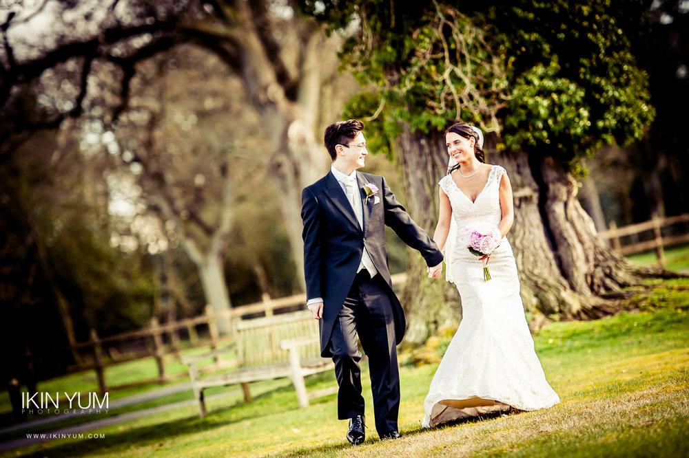 Warbook House Wedding -