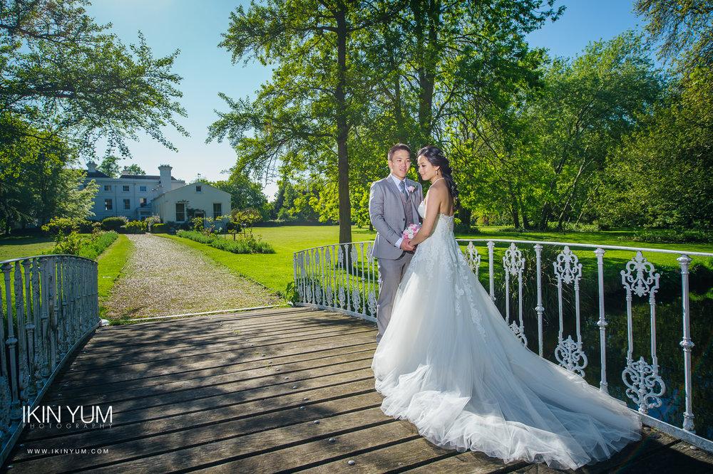 Wedding Photography at Morden Hall, London