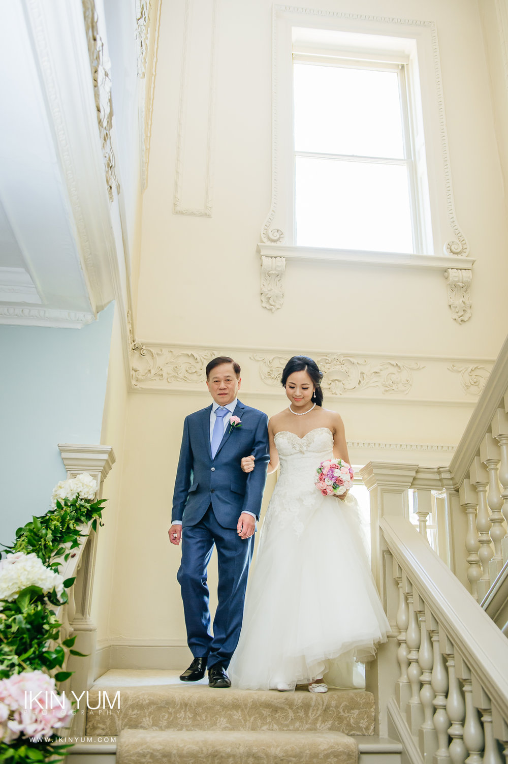 Morden Hall Wedding london - Ikin Yum Photography-058.jpg