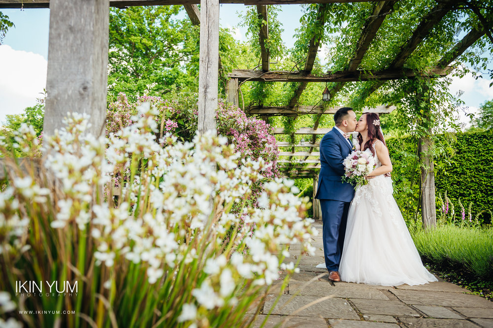 Wedding Photography at Great Foster, Surrey - Chinese Wedding Photographer