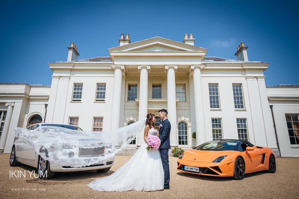 Hylands house Wedding - London - Chinese Wedding Photographer