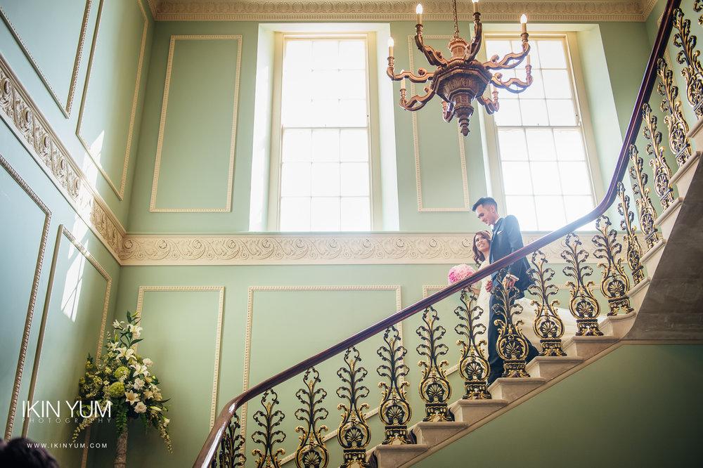Hylands House Wedding