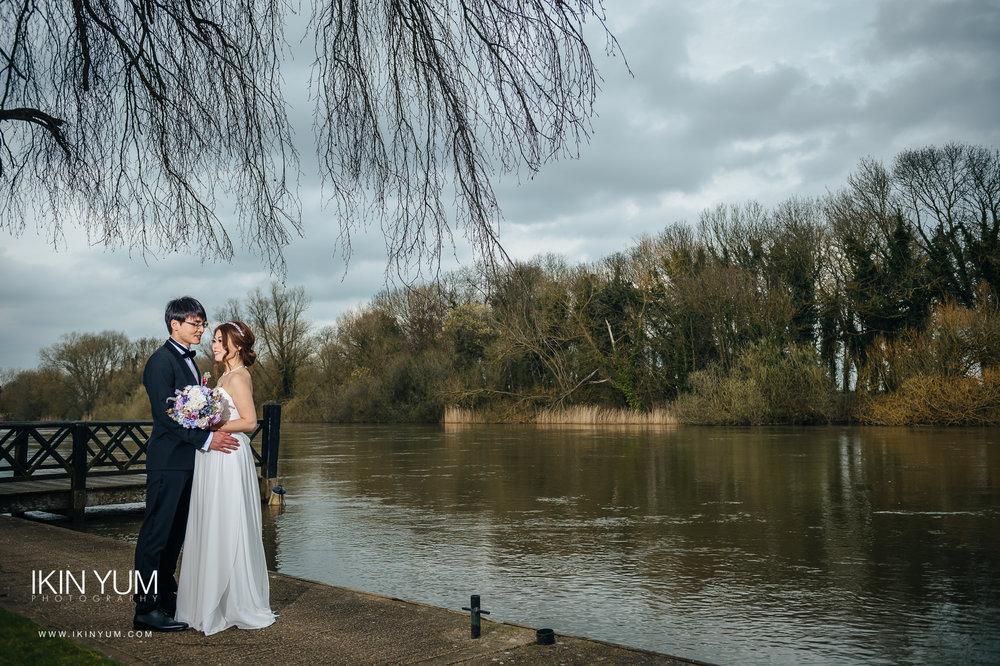 Oakley Court Wedding, Windsor - London wedding Photographer