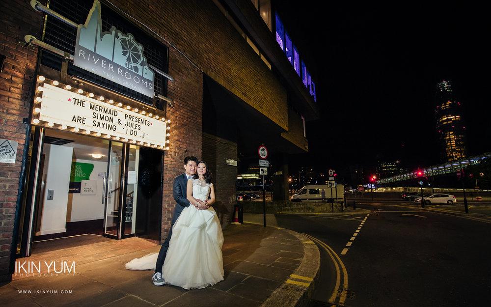 The Mermaid River Room Wedding Photography